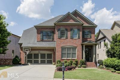 Smyrna Single Family Home For Sale: 2111 Cheyanne Dr