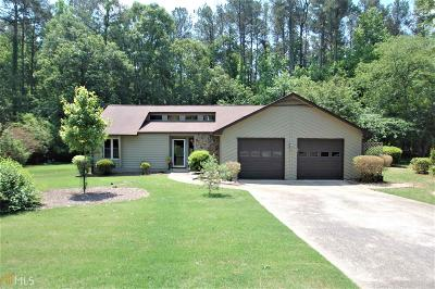 Peachtree City Single Family Home Under Contract: 306 Raintree Bend