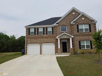 Loganville Single Family Home New: 400 Sonja