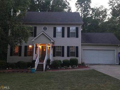 Covington Single Family Home New: 185 Overlook