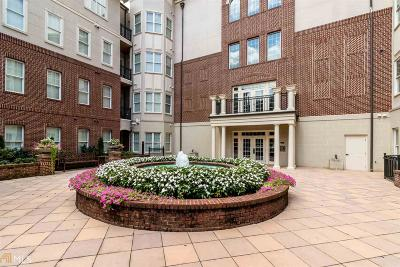 The Park At East Paces Condo/Townhouse Under Contract: 3635 East Paces Cir #1104