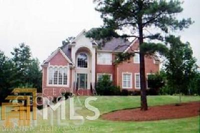 Clayton County Single Family Home New: 8055 Classic Dr