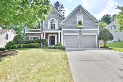 Duluth Single Family Home New: 4210 Canterbury Walk Dr