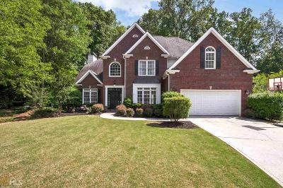 Suwanee Single Family Home Under Contract: 3825 Bridle Ridge Dr