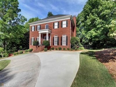 McDonough Single Family Home For Sale: 156 Glen Eagle