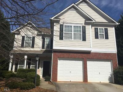 Conyers Single Family Home New: 2900 Lighthouse Way