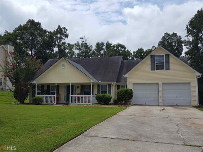 Covington Single Family Home New: 25 Pembroke Pl