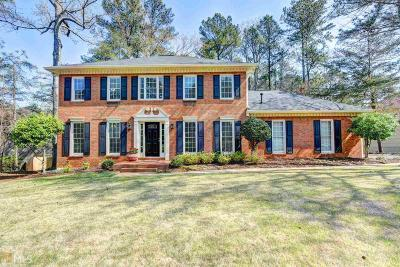 Johns Creek Single Family Home New: 3410 Legacy Trce