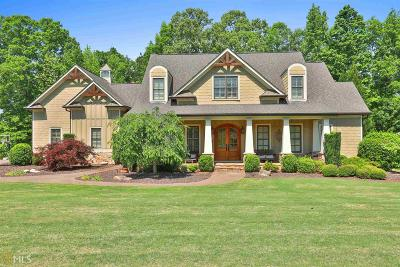 Newnan Single Family Home Under Contract: 15 Rose Mount Way