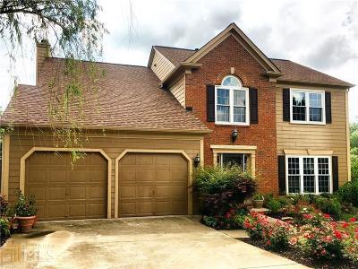 Alpharetta Single Family Home For Sale: 370 Leatherman Ct