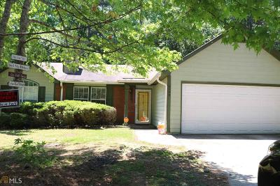 Fulton County Single Family Home For Sale: 6395 Emerald Pt