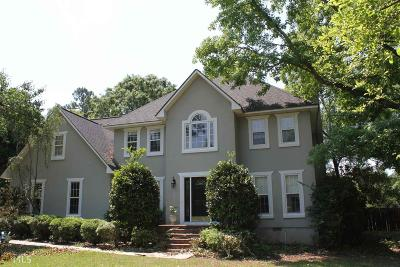 Statesboro Single Family Home For Sale: 829 Woods Hole