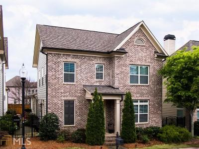 Smyrna Single Family Home New: 4230 Hardy