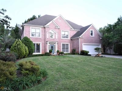 Fulton County Single Family Home Back On Market: 4605 Windsor Gate #24
