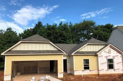 Douglas County Single Family Home New: 2518 Grayton Loop