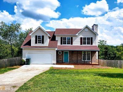 Loganville Single Family Home New: 515 Cambridge Way
