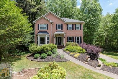 Roswell Single Family Home New: 525 Birch Ridge Ct