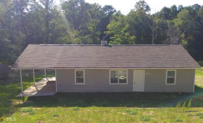 Henry County Single Family Home Back On Market: 118 Mann Blvd