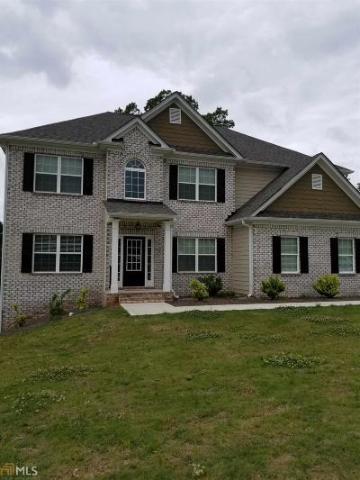 Stockbridge Single Family Home For Sale: 606 Cliff Lake Trl
