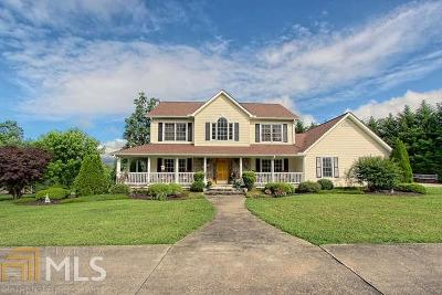 Habersham County Single Family Home For Sale: 165 New Liberty Rd