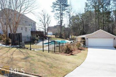 McDonough Single Family Home New: 1202 Persimmon Way