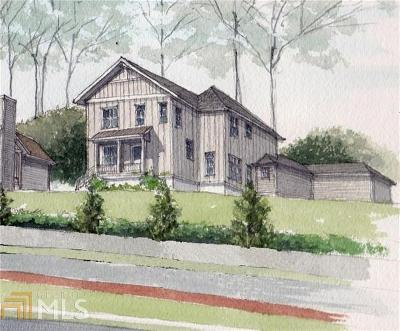 Marietta Single Family Home New: 3797 Lower Roswell Rd