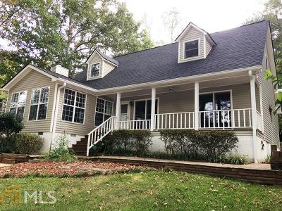 Milledgeville, Sparta, Eatonton Single Family Home For Sale: 375 Bluegill Rd