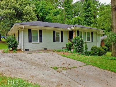 Decatur Single Family Home New: 2155 Mark Trl N