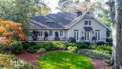 Brookhaven Single Family Home For Sale: 1005 Stovall Blvd