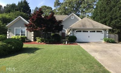Snellville Single Family Home New: 1643 Stonegate Way
