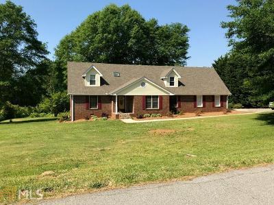 Stephens County Single Family Home New: 479 Addington Dr