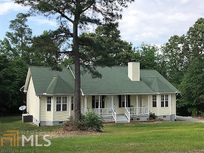 Milledgeville Single Family Home New: 23966 Highway 441