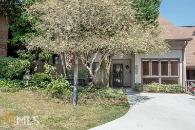 Brookhaven Condo/Townhouse Under Contract: 3243 Clairmont North