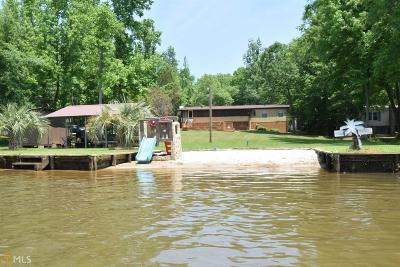 Buckhead, Eatonton, Milledgeville Single Family Home New: 80 Woodhaven Dr