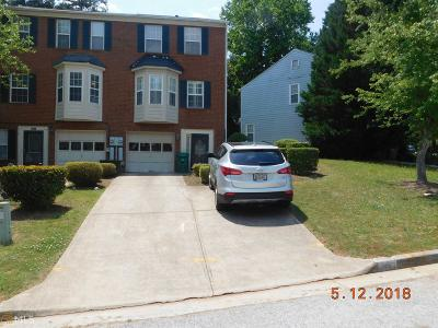 Lithonia Condo/Townhouse Under Contract: 6493 Charter Way #03