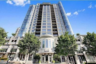 Luxe Condo/Townhouse Under Contract: 222 12th St #2107