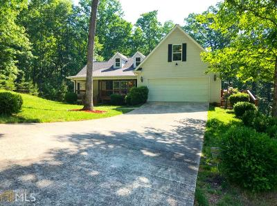 Sautee Nacoochee Single Family Home For Sale: 1002 Panorama Dr