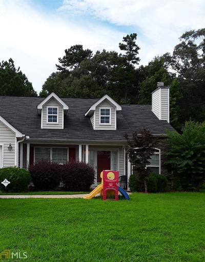McDonough Single Family Home Under Contract: 115 Sanders