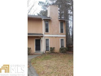 Norcross Condo/Townhouse For Sale: 2340 Beaver Ruin Rd #91