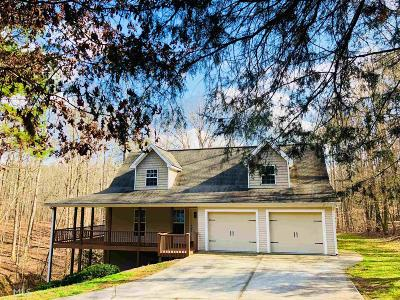 Dawsonville Single Family Home New: 393 Mayapple Glen