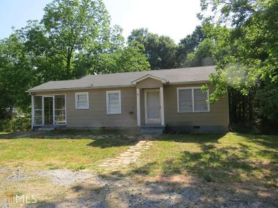 Martin Single Family Home For Sale: 10954 Highway 17