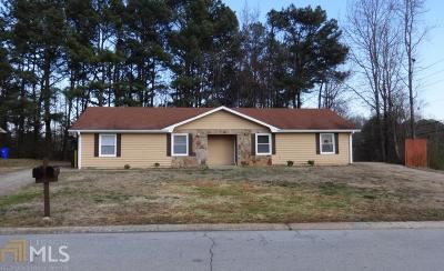 Conyers Multi Family Home Under Contract: 1698 Wesley Way