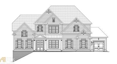 Johns Creek Single Family Home New: 10757 Polly Taylor