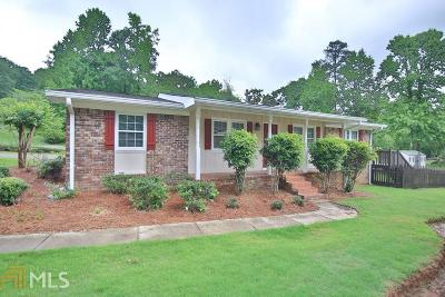 Snellville Single Family Home New: 632 Lake Dr
