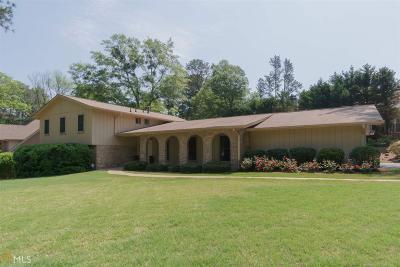 Atlanta Single Family Home New: 4551 Woodland Brook