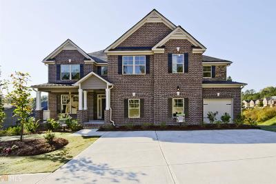 Loganville Single Family Home New: 2675 Oak Grove Rd