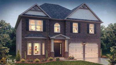 Covington Single Family Home New: 260 Silver Willow Walk