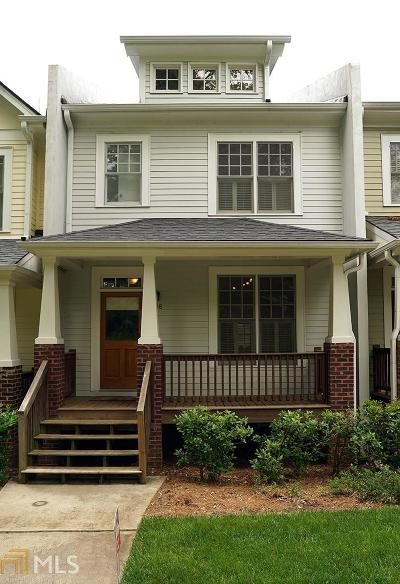 Decatur Condo/Townhouse New: 108 Oakhurst Ter