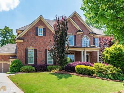 Snellville Single Family Home New: 2102 Greenway Mill Ct