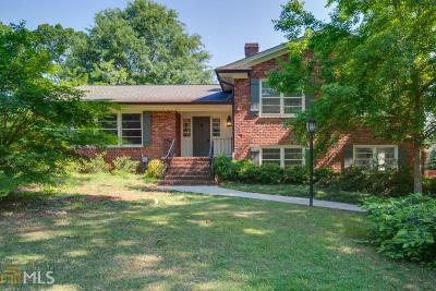 Decatur Single Family Home New: 719 Pinetree Dr